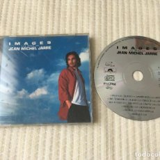 Disques en gomme-laque: IMAGES THE BEST OF JEAN MICHEL JARRE 1991 FRANCE CD MUSICA KREATEN 511 306 2. Lote 135187986