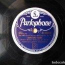 Discos de pizarra: DIZZY GILLESPIE ORCHESTRA, 1947: OUR DELIGHT - GOOD DUES BLUES - PARLOPHONE R3034. Lote 136154278