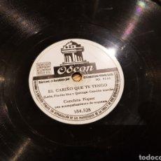 Discos de pizarra: DISCOS 78 RPM CONCHA PIQUER. Lote 136251682
