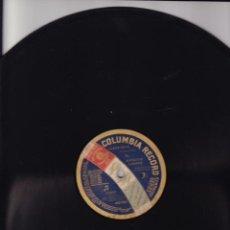 Discos de pizarra: FAUST - HIPOLITO LAZARO - TEBOR SOLO - COLUMBIA. Lote 136280514