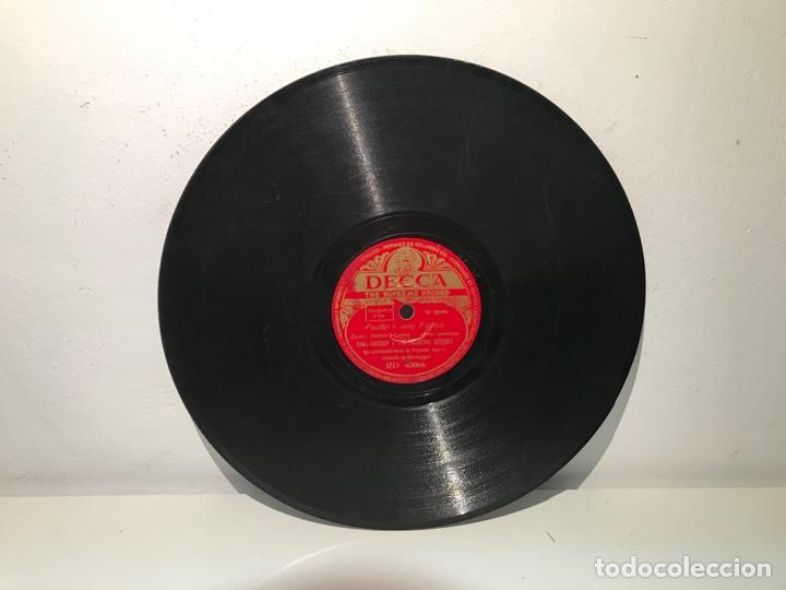 Discos de pizarra: Disco pizarra DECCA Ring Crosby y The Andrews Sisters - Foto 2 - 137506318