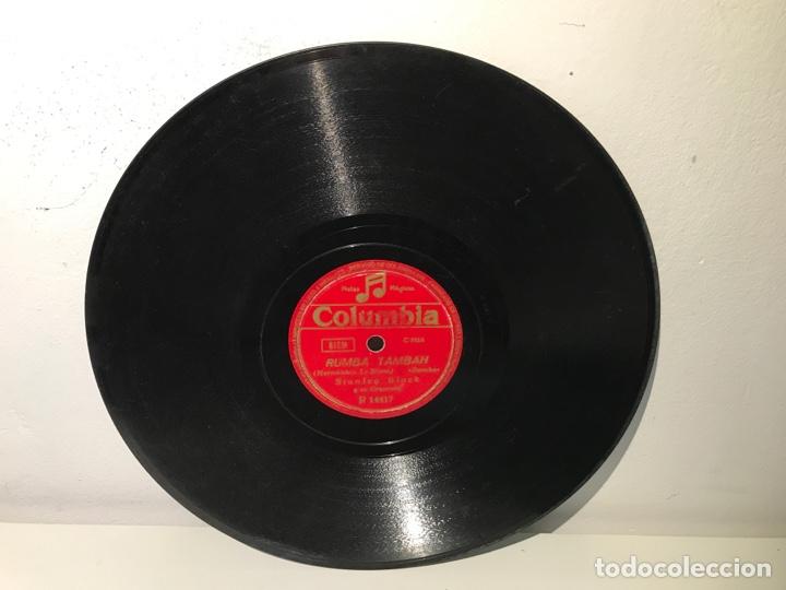 DISCO DE PIZARRA COLUMBIA. R 14417 (Música - Discos - Pizarra - Otros estilos)