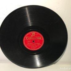 Discos de pizarra: DISCO DE PIZARRA COLUMBIA. R 14417. Lote 137517421