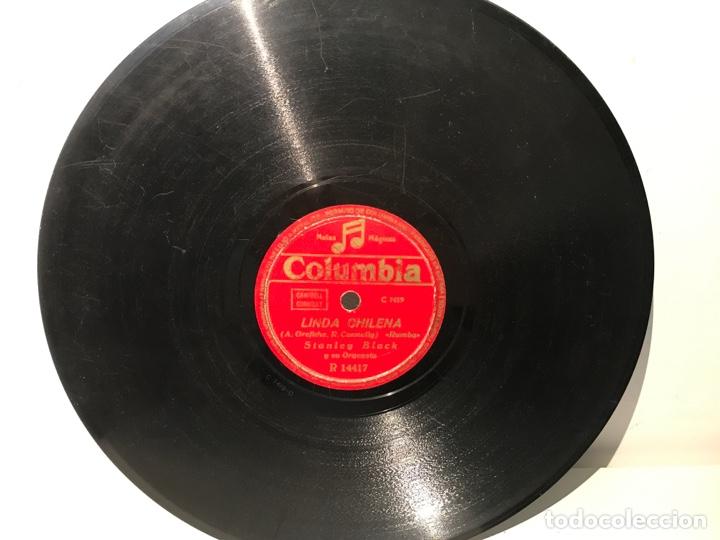 Discos de pizarra: Disco de pizarra COLUMBIA. R 14417 - Foto 2 - 137517421