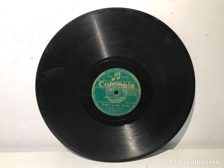 Discos de pizarra: Disco de pizarra Columbia V9428 - Foto 2 - 137517566
