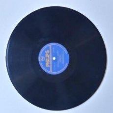 Discos de pizarra: DISCO DE PIZARRA PHILIPS . Lote 137994354