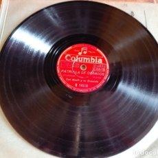 Discos de pizarra: TED HEATH PENSANDO EN TI / PATRULLA DE COSACOS DISCO PIZARRA 10 PULGADAS COLUMBIA ESPAÑA 2 TEMAS. Lote 139952258