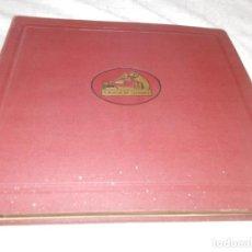 Discos de pizarra: DISCOS DE PIZARRA 10 DISCOS + 1. Lote 140025534