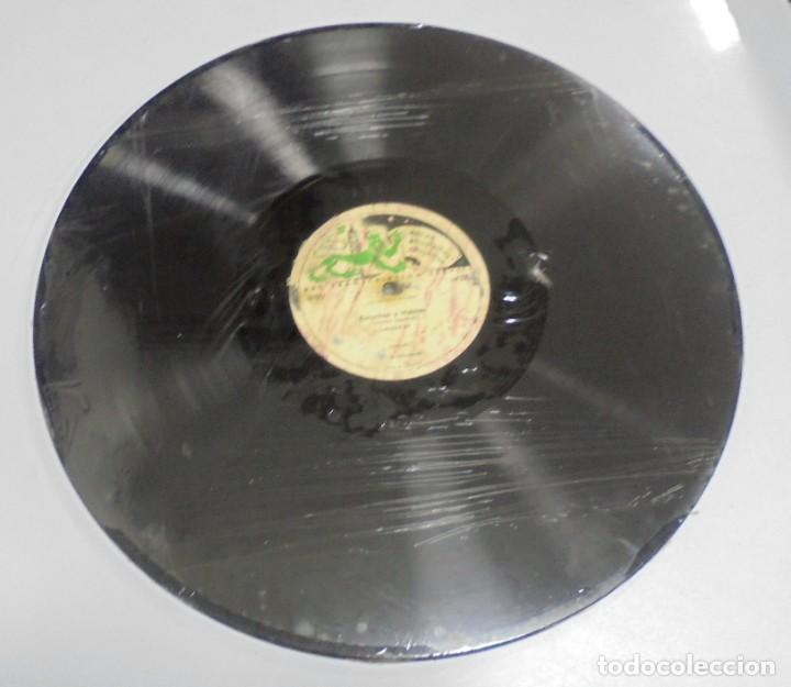 DISCO. GRAN TAMAÑO. BRITISH BROADCASTING CORPORATION. ESCUCHEN Y HABLEN. LECCION 61 Y 62. VER (Música - Discos - Pizarra - Otros estilos)