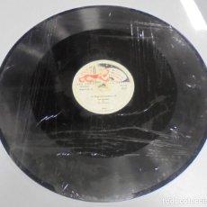 Discos de pizarra: DISCO. GRAN TAMAÑO. BRITISH BROADCASTING CORPORATION. LA FUGA IMPOSIBLE 3 Y 4. VER . Lote 140073130