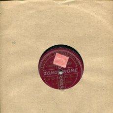 Discos de pizarra: ANTONIO POZO (MOCHUELO) JOTAS NUEVAS Nº 2 / PRAVIANAS (ZONOPHONE 552.087 - 8). Lote 140293026