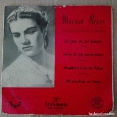 Discos de pizarra: MARISOL REYES - LA JOTA DE MI BALCÓN -EDICIÓN DE ESPAÑA. Lote 140736370