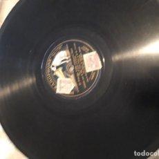 Discos de pizarra: DISCO PIZARRA GRAMÓFONO EL PRÍNCIPE CASTO. Lote 140894774