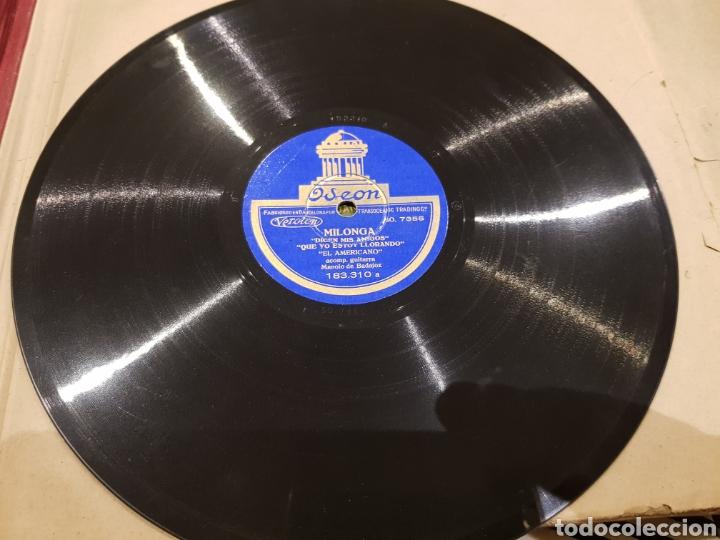 Discos de pizarra: DISCOS 78 RPM FLAMENCO EL AMERICANO - Foto 3 - 142329541