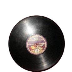 Discos de pizarra: DOCUMENTO HISTÖRICO: DE ALFONSO XIII ALOCUCIÓN AL PUEBLO ESPAÑOL Y SALUDO A LAS REPÚBLICAS,. Lote 26683510