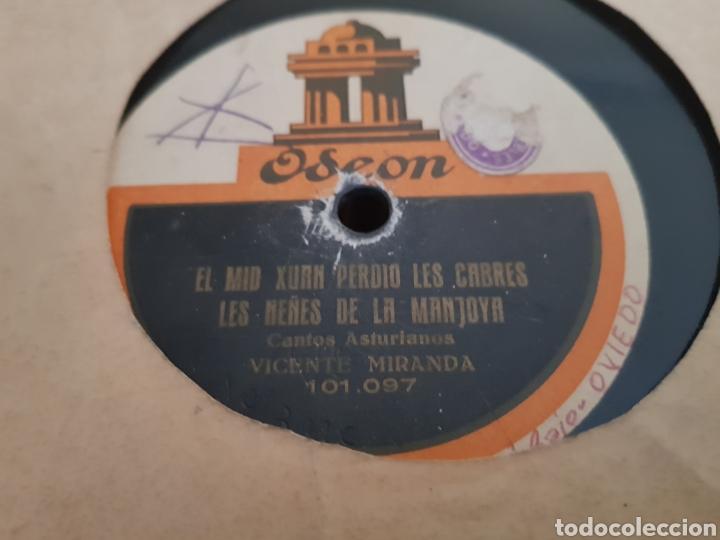 DISCOS 78 RPM REGIONAL ASTURIANO (Música - Discos - Pizarra - Flamenco, Canción española y Cuplé)