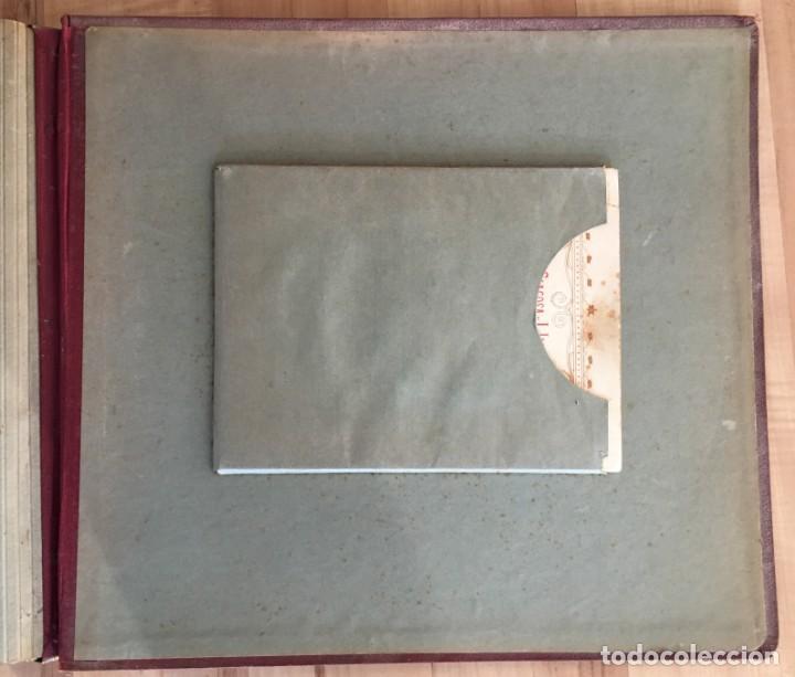 Discos de pizarra: EXCEPCIONAL OPERA COMPLETA LA BOHÈME DE GIACOMO PUCCINI, 13 DISCOS DE PIZARRA LA VOZ DE SU AMO - Foto 9 - 143294078