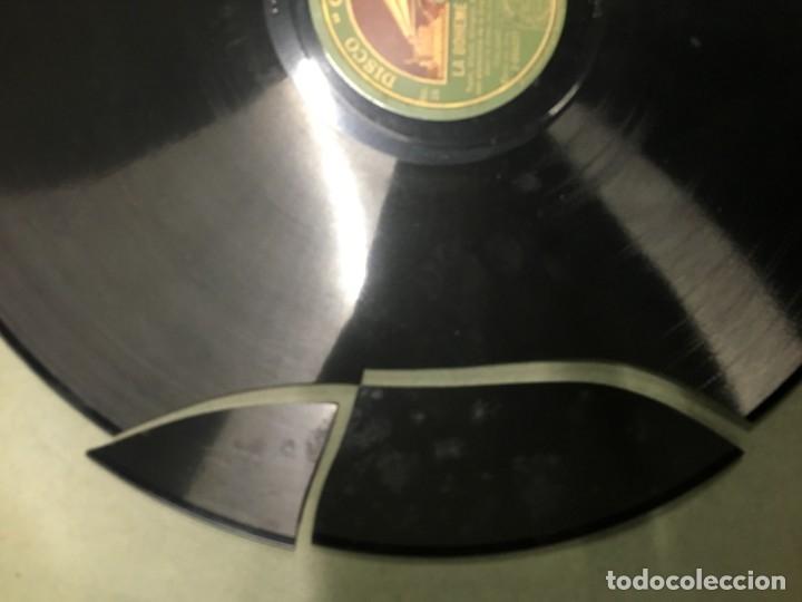 Discos de pizarra: EXCEPCIONAL OPERA COMPLETA LA BOHÈME DE GIACOMO PUCCINI, 13 DISCOS DE PIZARRA LA VOZ DE SU AMO - Foto 13 - 143294078