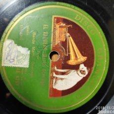 Discos de pizarra: DISCO PIZARRA. Lote 143560094