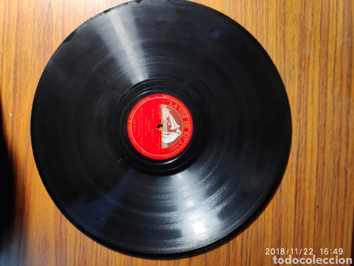 Discos de pizarra: Disco pizarra. Romeo y Julieta - Foto 4 - 143565346