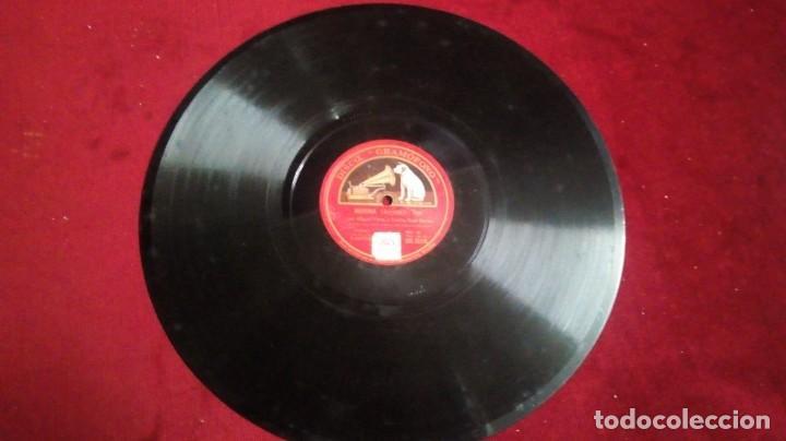 DISCO DE PIZARRA: GRAMÓFONO - MARINA (ARRIETA) DÚO (Música - Discos - Pizarra - Otros estilos)
