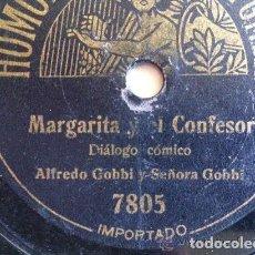 Discos de pizarra: 10 DISCOS DE PIZARRA VARIADOS. Lote 145091762