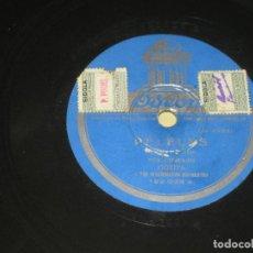 Discos de pizarra: GOYITA - PELELES - A MEDIA LUZ . Lote 146166814