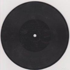 Discos de pizarra: DISCO 78 RPM - BERLINER 18 CM - BANDA MUNICIPAL MILANO - OPERA - LA GRAN VIA - VALS - PIZARRA. Lote 146212262