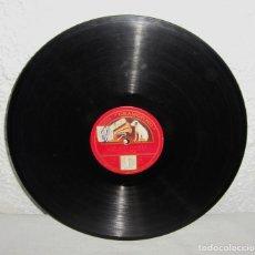 Discos de pizarra: DISCO DE PIZARRA PARA GRAMÓFONO. MIGUEL FLETA. DOÑA FRANCISQUITA - LOS GAVILANES. Lote 146375738
