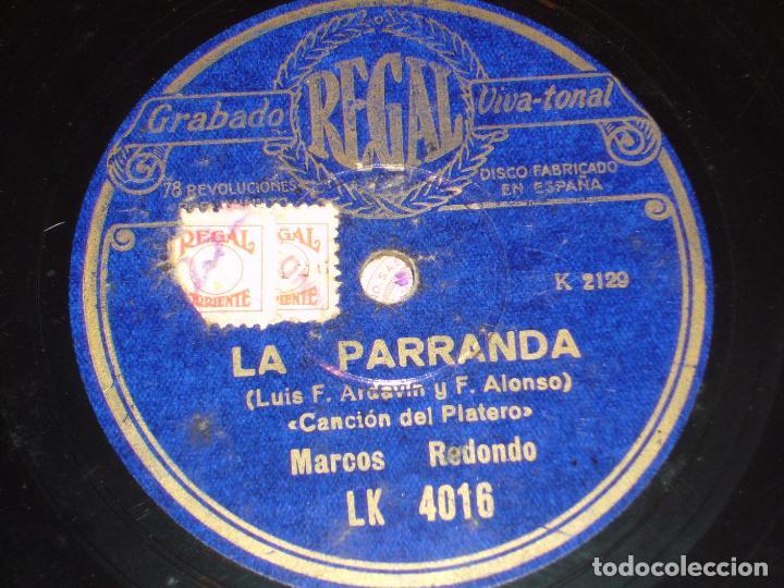 DISCO DE PIZARRA (Música - Discos - Pizarra - Bandas Sonoras y Actores )