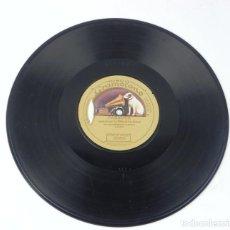 Shellac Records - DISCO DE PIZARRA DE LA NIÑA DE LOS PEINES, FLAMENCO, FARRUCA / TARANTAS, BUEN ESTADO DE CONSERVACIO - 146485854