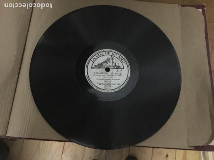 Discos de pizarra: Álbum 12 discos de Pizarra - Individuales o pack (Niña de los peines, Manolo Caracol, Lola Flores..) - Foto 3 - 147314182