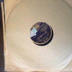 Discos de pizarra: DISCO PIZARRA 78 RPM PELICULA SONORA VOLVERAS... PAUL MAYE Y VALS ADRIANA (VER CANCIONES). Lote 147629374