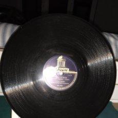 Discos de pizarra: GARDEL VIEJO CURDA/CARTAS VIEJAS. Lote 147942305