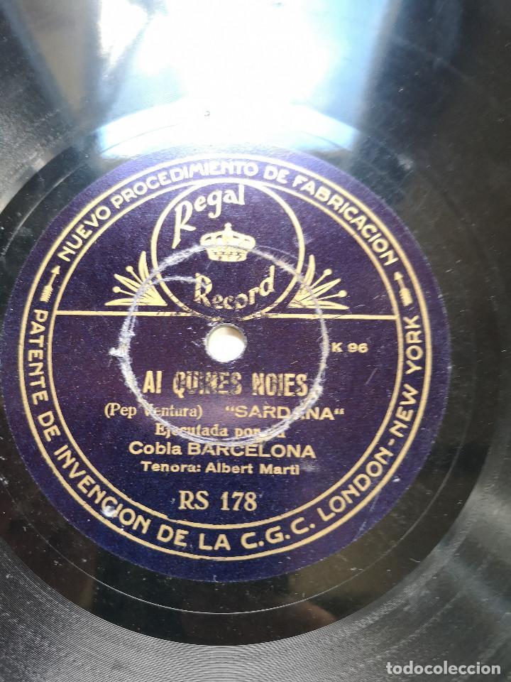 Discos de pizarra: LOTE DE 8 DISCOS - Foto 5 - 148018254