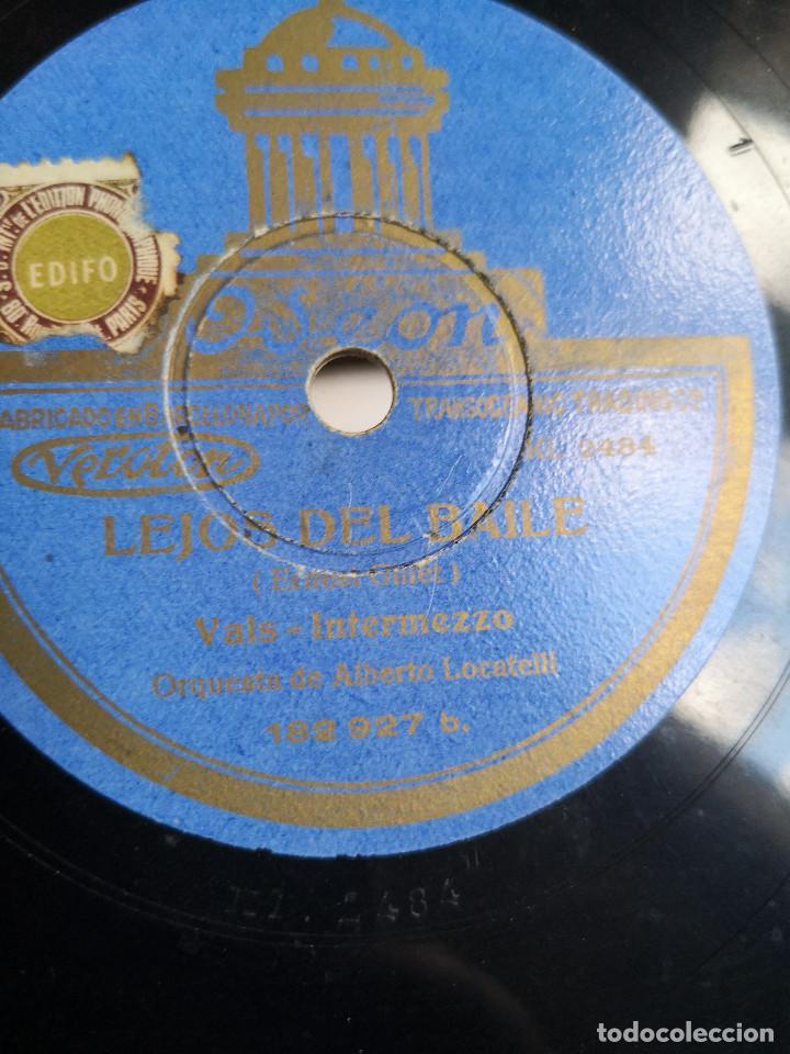 Discos de pizarra: LOTE DE 8 DISCOS - Foto 7 - 148018254