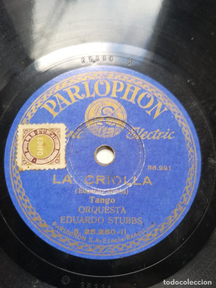 Discos de pizarra: LOTE DE 8 DISCOS - Foto 11 - 148018254