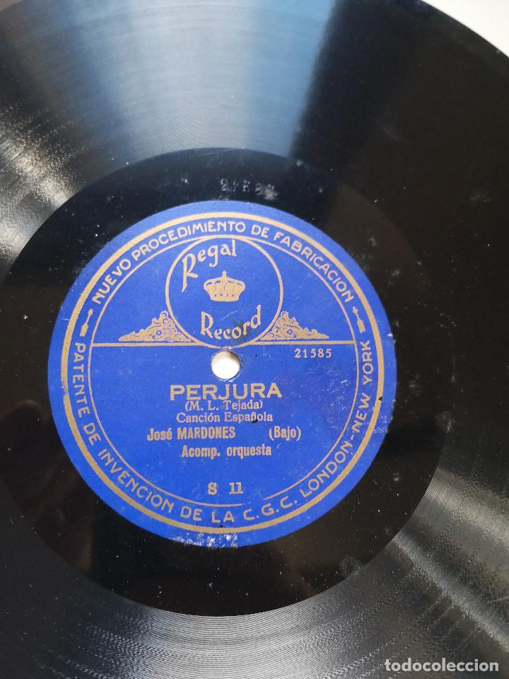 Discos de pizarra: LOTE DE 8 DISCOS - Foto 15 - 148018254