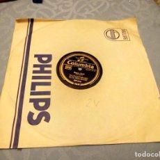 Discos de pizarra: JOSEF MARAIS SUGARBUSH, A GUY IS A GUY.1952. Lote 148102934