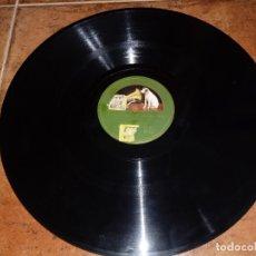 Discos de pizarra: ORQUESTA HISPANICA LA LEYENDA DEL BESO LA BODA DE LUIS ALFONSO DISCO PIZARRA LA VOZ DE SU AMO ESPAÑA. Lote 148816294