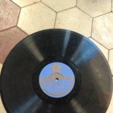 Discos de pizarra: DISCO FANDANGO GITANO - FANDANGO NUEVO - MANUEL VALLEJO - MIGUEL BORRULL. Lote 149331254