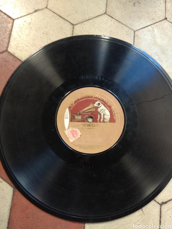 Discos de pizarra: Disco Tarantas de la Grabiela - Soleares - Niña de los Peines - - Foto 2 - 149331520