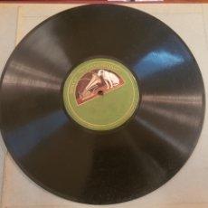 Discos de pizarra: ORQUESTA SAVOY HAVANA DISCO PIZARRA ALWAIS ( I. BERLIN ) MOONLIGHT AND ROSES ( MORET ) FOX - TROT. Lote 149348629