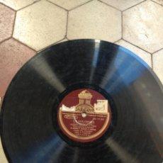 Discos de pizarra: DISCO LA DOLOROSA. Lote 149359182