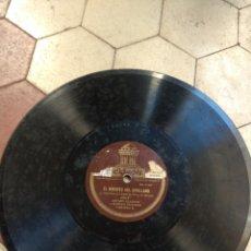 Discos de pizarra: DISCO EL HUÉSPED DEL SEVILLANO - AMPARO ALARCÓN Y MARCOS REDONDO -. Lote 149359814