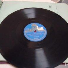 Discos de pizarra: CARLOS GARDEL -NELLY- VALS- AQUEL TAPADON DE ARMIÑO- TANGO-ODEON . Lote 149610970