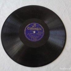 Disco pizarra - El príncipe gitano - Antonio Vargas - El cascabel. Obelorio - Tania - Columbia