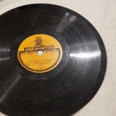 Discos de pizarra: DISCOS 78 RPM ODEONETTE GALLEGO. Lote 151092325