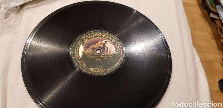 Discos de pizarra: DISCOS 78 RPM NIÑO DE LA ISLA. - Foto 2 - 151102393