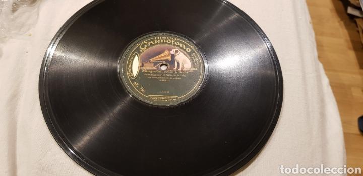 Discos de pizarra: DISCOS 78 RPM NIÑO DE LA ISLA. - Foto 3 - 151102393
